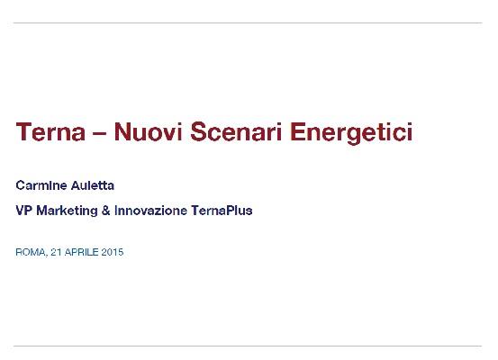 Auletta - Terna