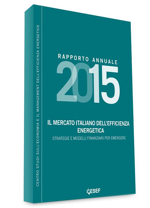 Rapporto CESEF Effiicienza Energetica 2015