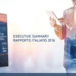 Executive summary rapporto italiano